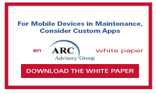 ARC White Paper for Mobile Maximo