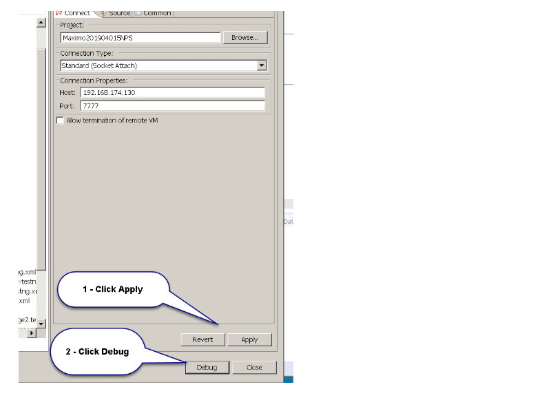 9 - Demystifying remote Maximo debugging
